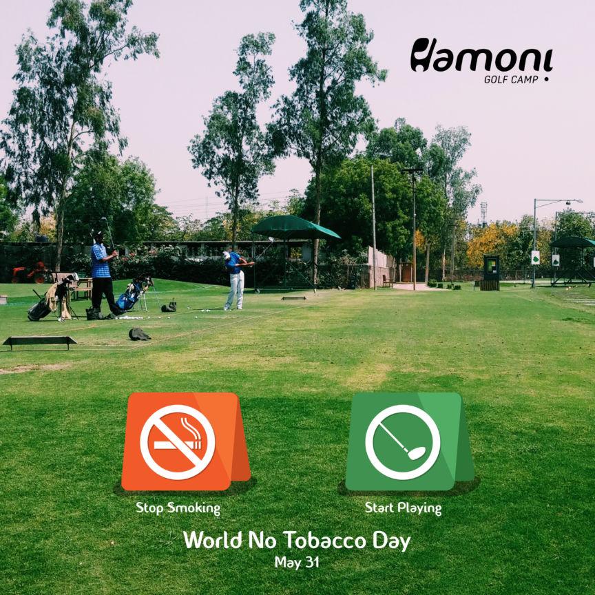 Hamoni Fb No Smoking