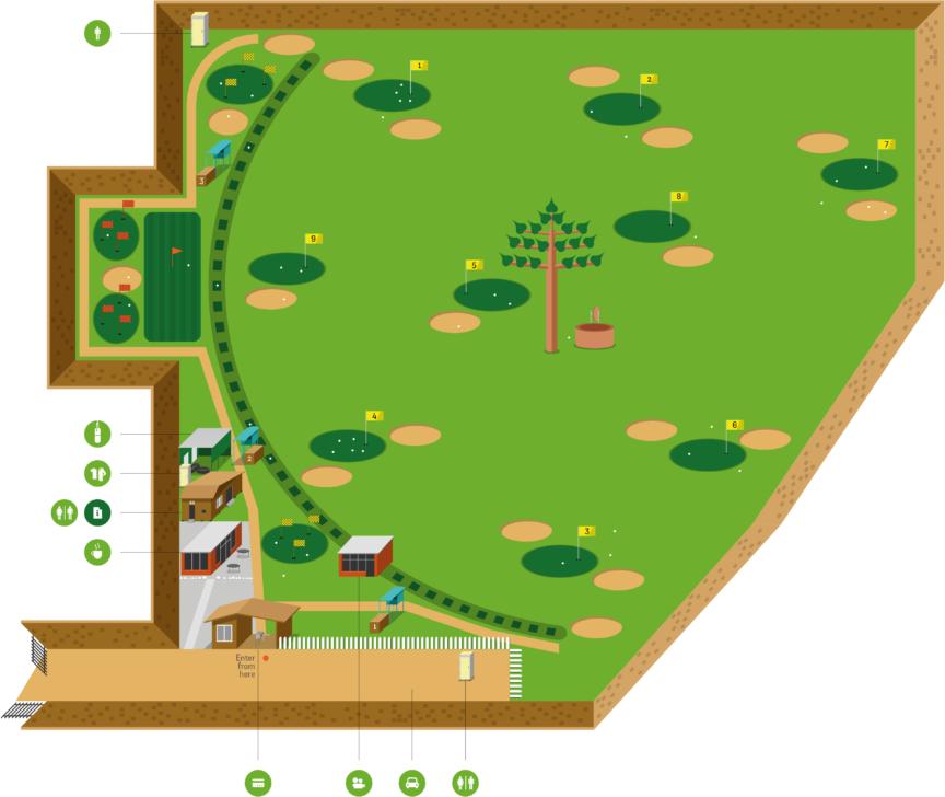 Hamoni Guidemap