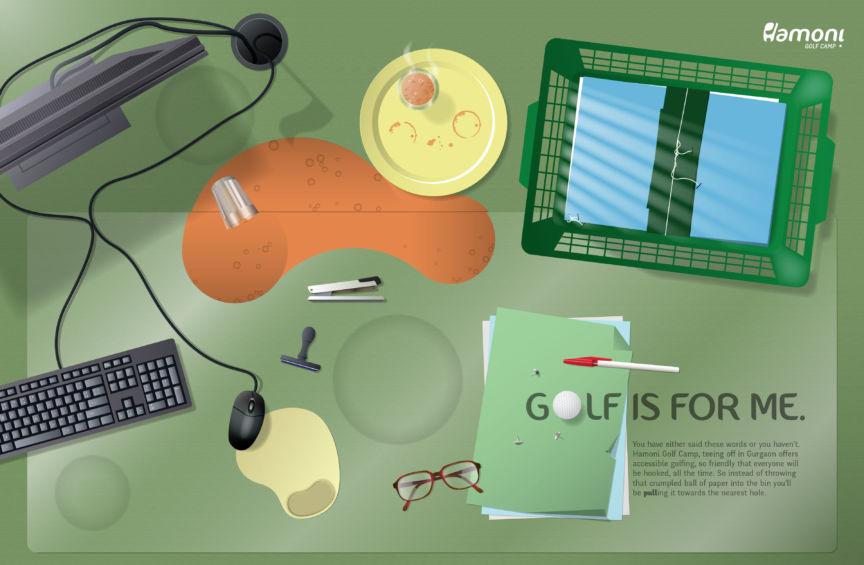 Hamoni Office Illustration