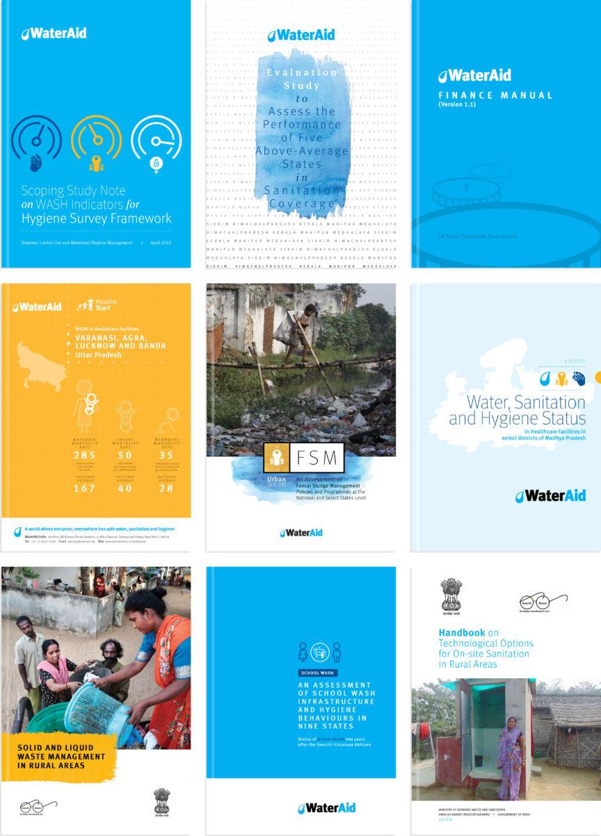 Wai Publication Covers