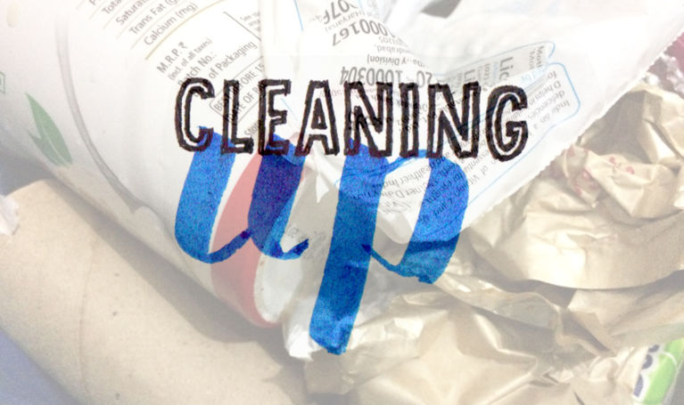 Cleaning Up Feature