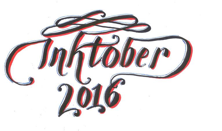 Inktober 2016 Listing Image